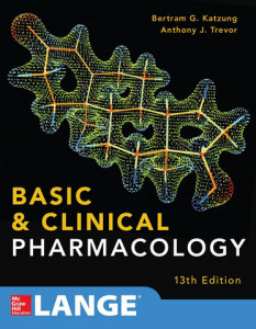 Basic and Clinical Pharmacology Katzung 13th Ed