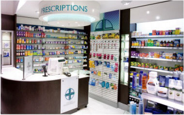 Community Clinic And Practicing Community Pharmacy In