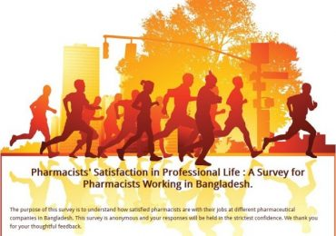Pharma Mirror Research: Pharmacists' Satisfaction in Professional Life in Bangladesh