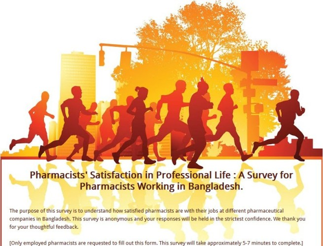 Pharmacists Satisfaction in Professional Life in Bangladesh