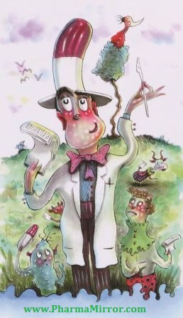 Dr Pharma Seuss - Pharmacy Poem