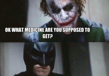 Pharma Mirror Splash of Laughter – Pharmacy Meme