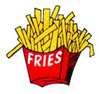 trans fatty acid potato fries