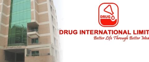 drug international ltd bangladesh