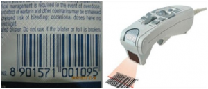 Anticounterfeit packaging technologies