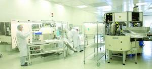 Clean room production - PharmaMirror