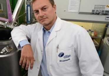 Interview: Markus Hartmann, Founder & CSO of Cilian AG, Germany