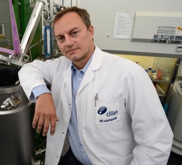 Dr Markus Hartmann Cilian AG Germany