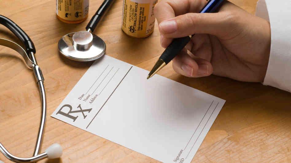 Prescription preparation in bangladesh