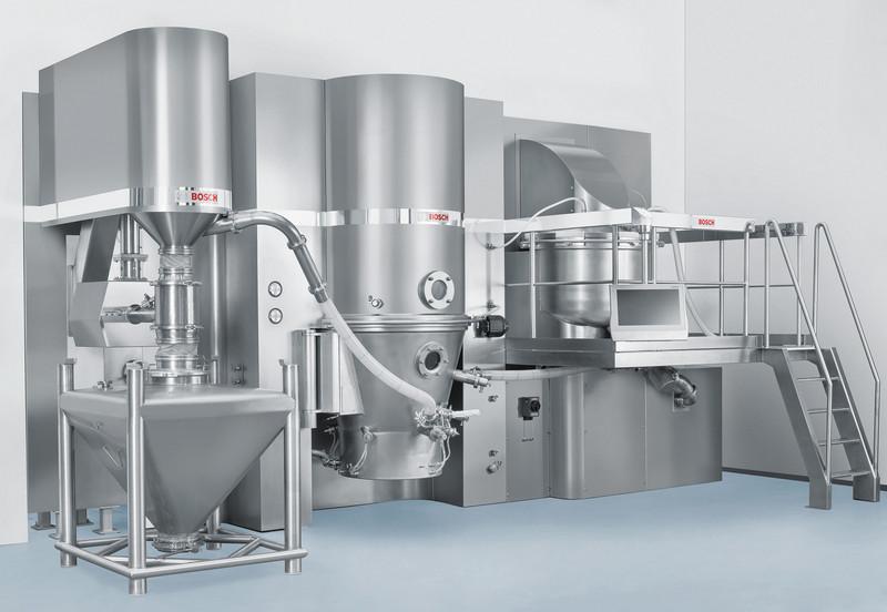 Achema 2015 – Bosch Packaging Technology: Extensive Line Competence