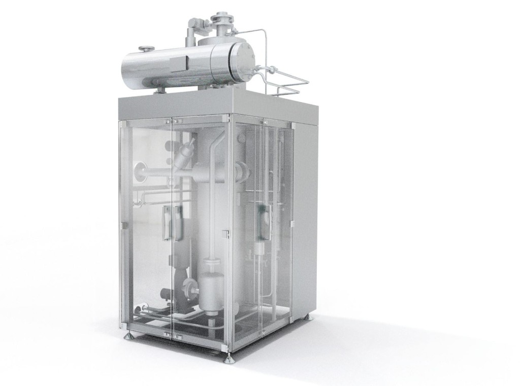 New generation of pure steam generators