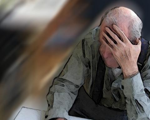 Old people dementia