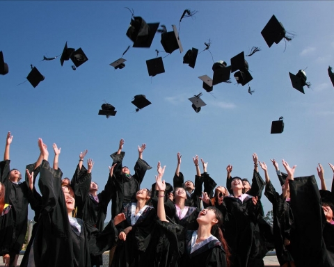 Pharmacy graduation