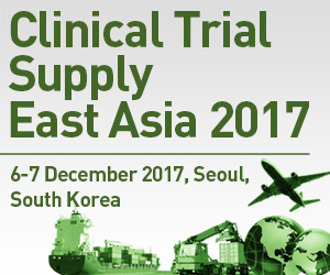 Clinical Trial Supply East Asia 2017