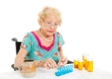 Help Seniors with Their Medications