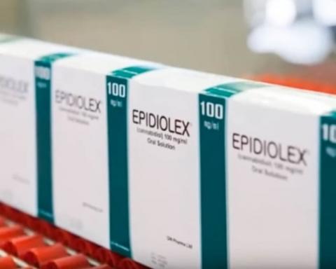 Epidiolex by GW Pharma
