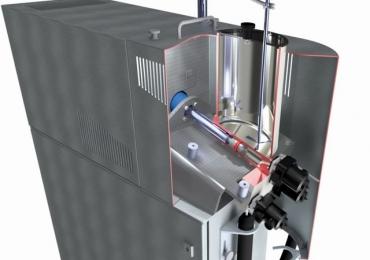 Romaco Innojet IHD 5 hot melt device