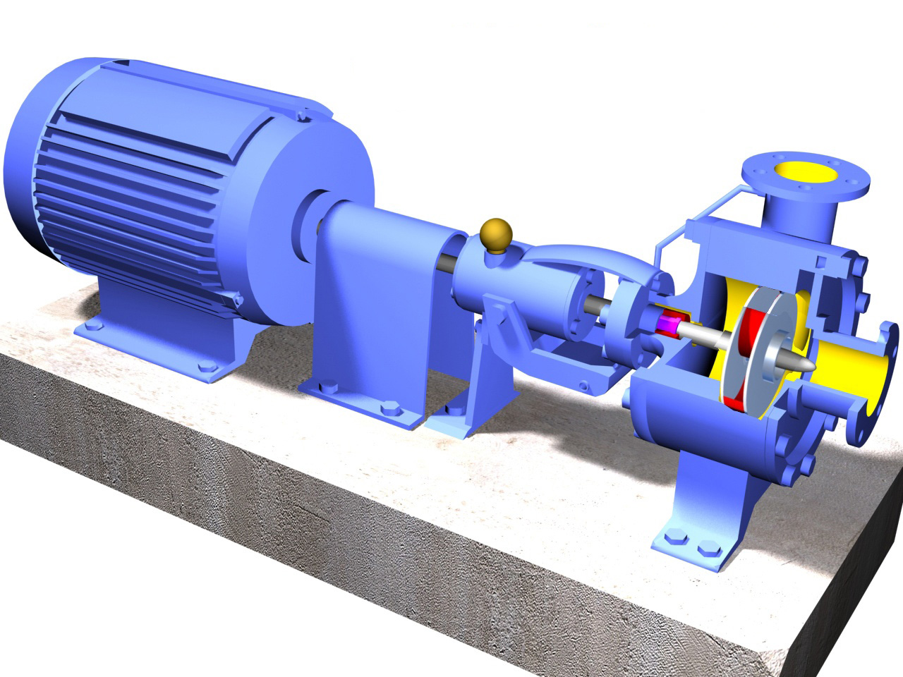Pumps Used in Pharmaceutical Water Treatment