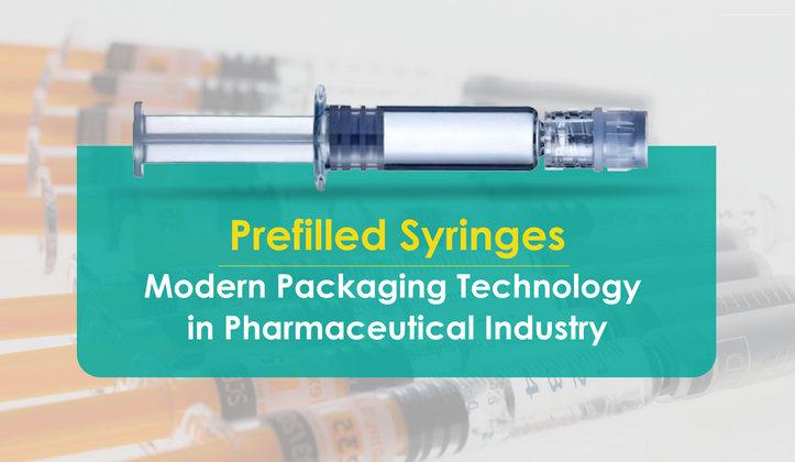 Prefilled syringe