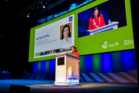 New FIP report urges pharmacists to explore services that empower women