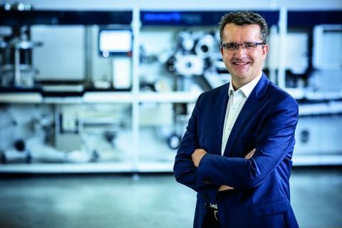 New Managing Director of Romaco Pharmatechnik GmbH