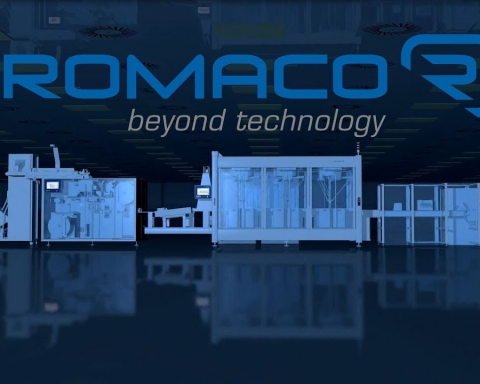 Romaco joins industry partners at CPhI Worldwide