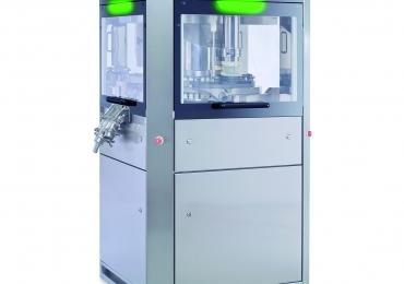 3.Romaco Kilian KTP 420X rotary press