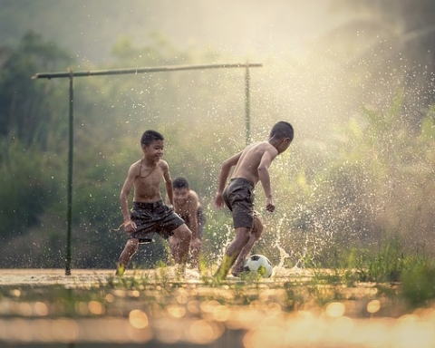 Recreational football as a health promoting activity