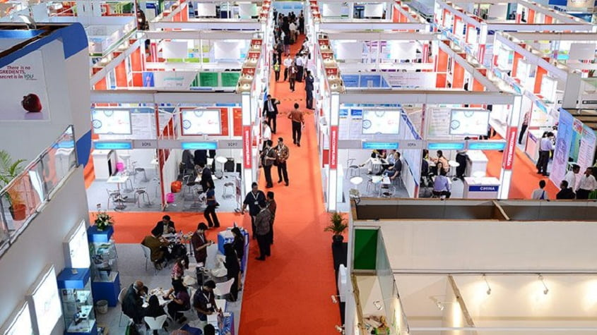 Manufacturing growth sees surging demand at CPhI South East Asia