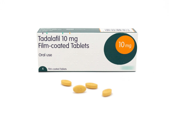 What exactly is tadalafil