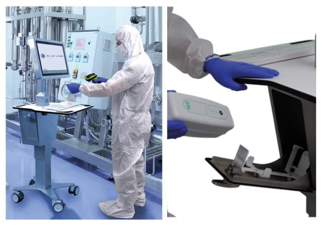 Mobile Workstations in Pharmaceutical Production