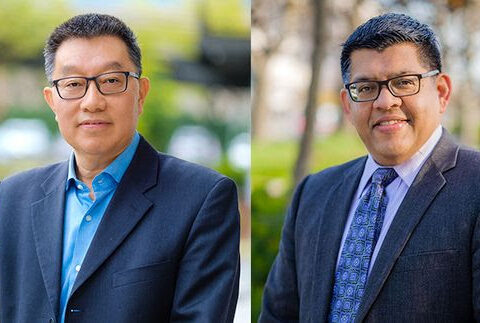 Two Immigrants, One Unique Plan For A Biopharma