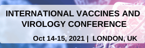 International Vaccines and Virology Conference (i-Vaccines 2021)