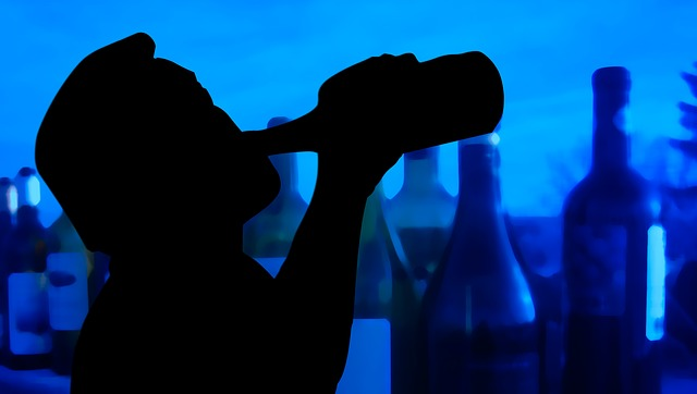Alcohol abuse is closely correlated with depression