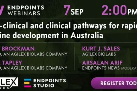 Agilex Biolabs Partners with Endpoints News for the First Webinar on Rapid Vaccine Development in Australia