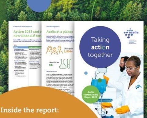 Azelis publishes its 2020 sustainability report