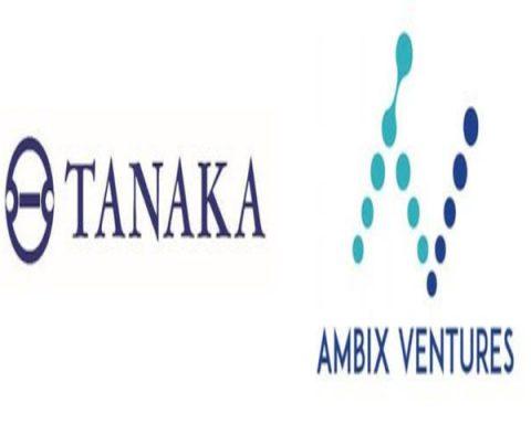 TANAKA Contributes to Ambix Life Science Fund
