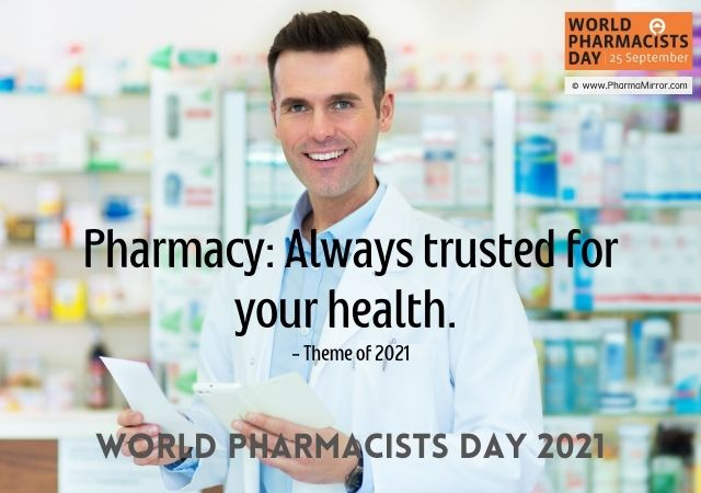 World Pharmacists Day 2021 Poster